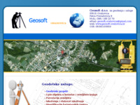 Slika naslovnice sjedišta: Geosoft d.o.o. - Orahovica (http://www.geosoft-orahovica.hr)