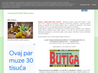 Slika naslovnice sjedišta: Butiga oglasi (http://www.butiga-oglasi.blogspot.com)