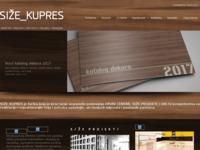 Slika naslovnice sjedišta: Siže Kupres d.o.o. Drvni centar Samobor (http://www.sizekupres.hr/)