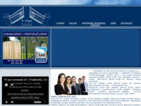 Frontpage screenshot for site: (http://sgrupa.hr/)