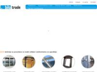 Slika naslovnice sjedišta: Bilo trade - automatska vrata, ugradnja i servis (http://www.bilotrade.hr)