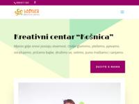 Slika naslovnice sjedišta: Kreativni centar Košnica (http://www.kosnica.hr)