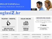Slika naslovnice sjedišta: Mali Oglasi Zadar (http://www.malioglas.hr)
