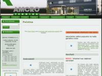 Slika naslovnice sjedišta: Garažna vrata - Amcro tehnika d.o.o. (http://www.amcro-tehnika.hr)