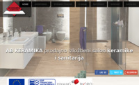 Slika naslovnice sjedišta: AB-Keramika Dubrovnik (http://www.ab-keramika.hr)