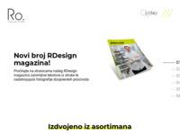 Slika naslovnice sjedišta: Dizajnerski namještaj Ro Collection (http://www.ro-collection.hr)