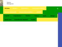 Slika naslovnice sjedišta: Općina Hercegovac (http://www.opcinahercegovac.hr)