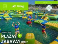 Slika naslovnice sjedišta: Aquapark-umag.com (http://www.aquapark-umag.com)