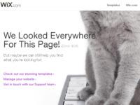 Frontpage screenshot for site: Moje Trnsko (http://trnsko.wix.com/moje)