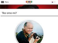 Frontpage screenshot for site: Foton Škugor - foto i video usluge (http://www.foton-skugor.hr)