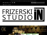 Slika naslovnice sjedišta: Frizerski studio IN (http://www.frizerskistudioin.hr)