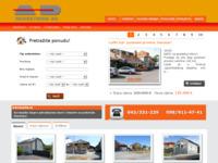 Frontpage screenshot for site: Nekretnine - AD (http://www.nekretnine-ad.hr)