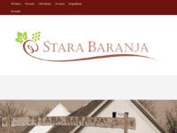 Slika naslovnice sjedišta: Stara Baranja,Kneževi Vinogradi,Glavna 101 (http://starabaranja.com)
