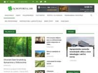 Slika naslovnice sjedišta: Agroportal (http://www.agroportal.hr)