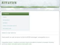 Slika naslovnice sjedišta: Alfateh ekologija i energetika d.o.o. (http://www.alfateh-rijeka.hr)