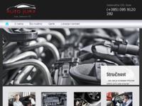 Slika naslovnice sjedišta: AutoJura Vinkovci automehaničarski obrt (http://www.autojura.hr)