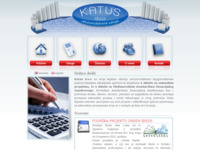 Frontpage screenshot for site: (http://www.katus.hr)