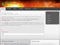Slika naslovnice sjedišta: Pirotehnik - Servis vatrograsnih aparata (http://www.pirotehnik.hr)