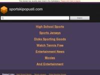 Slika naslovnice sjedišta: Sportski Popusti (http://www.sportskipopusti.com)