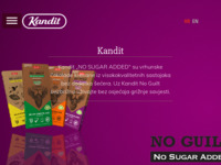 Slika naslovnice sjedišta: Kandit d.o.o. (http://www.kandit.hr)