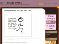 Slika naslovnice sjedišta: EFT - priče o Tehnici Emocionalne Slobode (http://tehnikaemocionalneslobode.wordpress.com)