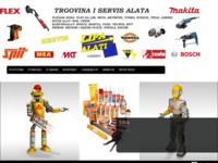 Slika naslovnice sjedišta: Servis i prodaja alata Lipa (http://lipa-hajnic.hr/1)