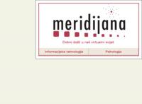 Slika naslovnice sjedišta: Meridijana (http://www.meridijana.hr)