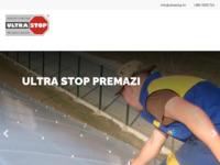 Slika naslovnice sjedišta: Zaštita od sunca Ultrastop (http://www.ultrastop.hr)
