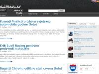 Slika naslovnice sjedišta: AutoMotoPortal (http://automotoportal.hr)
