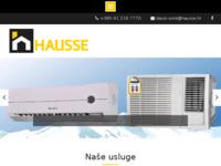 Slika naslovnice sjedišta: Hausse (http://www.hausse.hr)