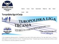 Slika naslovnice sjedišta: Maraton klub Velika Gorica (http://www.mkvg.hr)