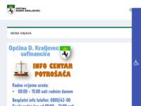 Slika naslovnice sjedišta: Apartmani Delfin -Posedarje - vl. Križaj Vlado (http://www.donjikraljevec.hr/krizaj.htm)