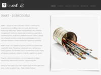 Slika naslovnice sjedišta: Inart - razvoj likovne umjetnosti, grafičkog oblikovanja i dizajna (http://www.inart-zg.hr)
