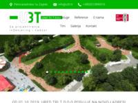 Slika naslovnice sjedišta: Ured Tri T d.o.o. (http://www.u3t.hr)