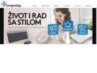 Slika naslovnice sjedišta: e-computing (http://www.e-computing.hr)