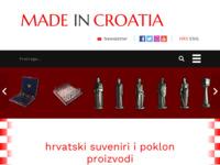 Slika naslovnice sjedišta: Made-in-Croatia (http://www.made-in-croatia.com.hr)