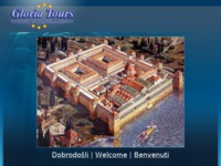 Slika naslovnice sjedišta: GloriaTours tourist and travel agency Split, Croatia (http://www.gloriatours.hr)