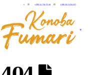 Frontpage screenshot for site: Konoba Fumari, Lastovo (http://www.lastovo.in/konoba/)