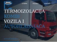 Slika naslovnice sjedišta: MKKZ Termoizolacija (http://www.mkkz-termoizolacija.hr)