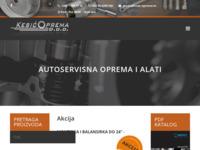 Slika naslovnice sjedišta: Kesić oprema (http://www.kesic-oprema.hr)