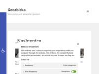Slika naslovnice sjedišta: Geoučiteljica (http://vesna-janko.from.hr)