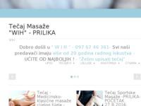 Slika naslovnice sjedišta: Wellness Institut Hrvatske (http://www.wellness-institut.hr/)