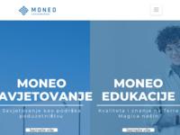 Slika naslovnice sjedišta: Moneo savjetovanje d.o.o. (http://www.moneo-savjetovanje.hr)