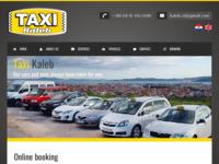 Slika naslovnice sjedišta: Kaleb taxi zadar - transfer zadar airport, taxi service , zadar airport bus (http://www.kalebtaxizadar.com/)