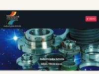 Frontpage screenshot for site: Sealtech - industrijska brtvila (http://www.sealtech.hr)