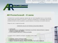 Slika naslovnice sjedišta: AR PromoConsult - Legalizacija (http://www.ar-promoconsult.hr)
