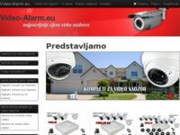 Slika naslovnice sjedišta: Video-Alarm.eu (http://www.video-alarm.eu)