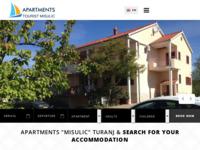 Slika naslovnice sjedišta: Turist Misulic (http://www.tourist-misulic.com/)