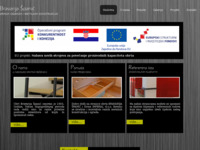 Frontpage screenshot for site: Bravarija Španić (http://www.bravarija-spanic.hr)