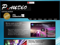 Slika naslovnice sjedišta: P. Audio Centar Zagreb (http://www.paudiozagreb.hr)